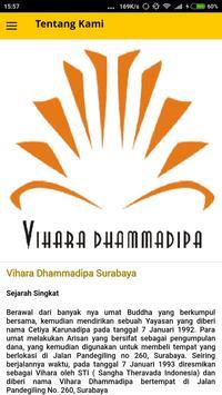 Vihara Dhammadipa Surabaya screenshot 3