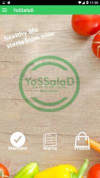 YoS Salad poster