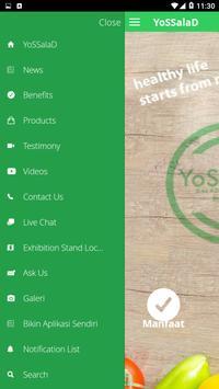 YoS Salad screenshot 1