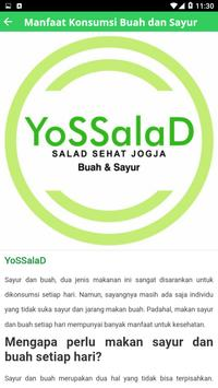 YoS Salad screenshot 2