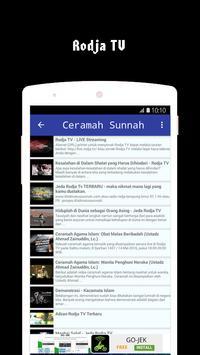 ceramah sunnah poster