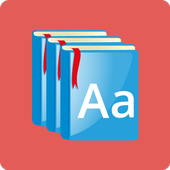 Dictionary 3 languages icon