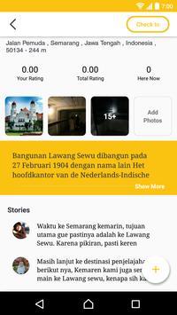 Jelajah  - Wisata Sejarah apk screenshot