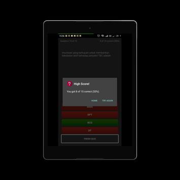Kuis UAS IPA XI screenshot 7