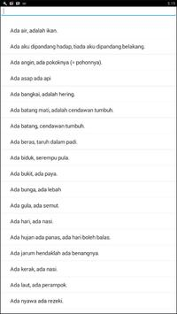Peribahasa Indonesia screenshot 9