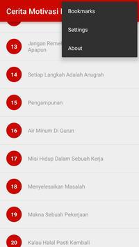Cerita Motivasi Islam screenshot 14