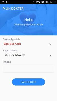 Antre.id apk screenshot