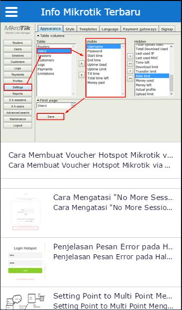 Tutorial Mikrotik Indonesia for Android - APK Download
