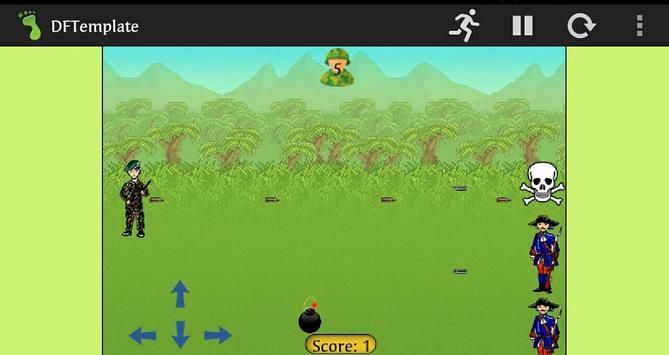 Strike and Defense apk screenshot