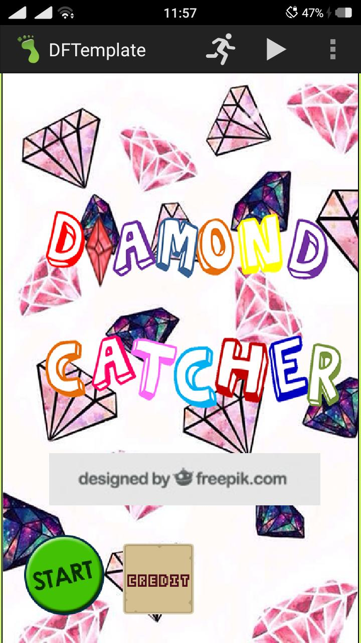 Diamond Catcher poster
