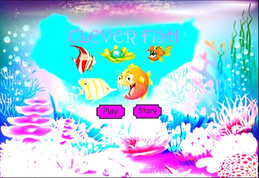 Clever Fish 1.0 poster