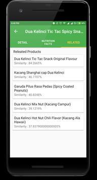 Halal Nutrition Food screenshot 3