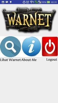 Warnet Finder poster
