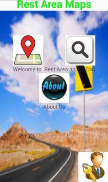 Find Rest Area screenshot 1