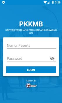 PKKMB UBP KARAWANG screenshot 1