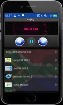 Radio Port Elizabet screenshot 1