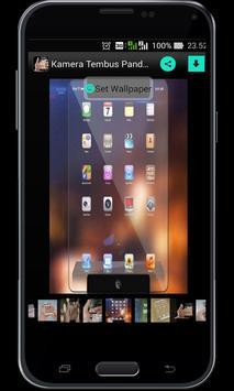 Kamera Tembus Pandang - Photo apk screenshot