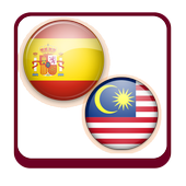 Malay Spanish Dictionary icon