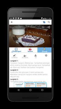 13 Resep Brownies Terbaru screenshot 4