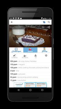 13 Resep Brownies Terbaru screenshot 9