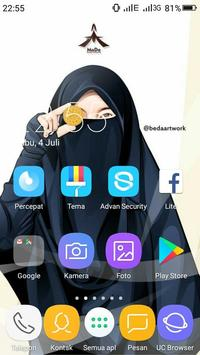 Cartoon Muslimah Wallpaper Hd For Android Apk Download