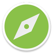 Qibla Rotation Vector Compass icon