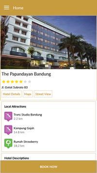 The Papandayan Hotel Bandung poster