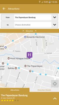 The Papandayan Hotel Bandung screenshot 2