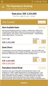 The Papandayan Hotel Bandung screenshot 4