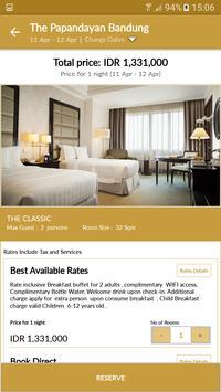 The Papandayan Hotel Bandung screenshot 5