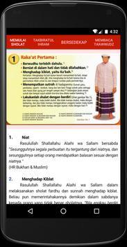 Sifat dan Tata Cara Sholat Nabi screenshot 3