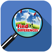 Find differences icon