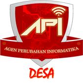 API Desa icon
