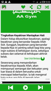 Tausiyah AA Gym By Request screenshot 7