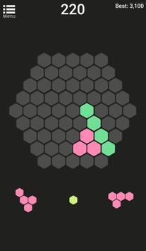 Hexagon Pro poster