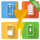 Battery plus (Fast charger) icon