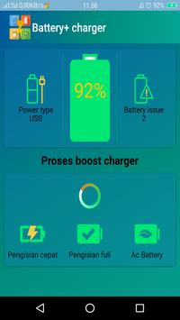 Battery plus (Fast charger) screenshot 2