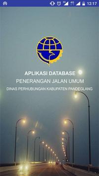 Aplikasi Pendataan PJU poster