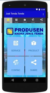 Jual Tenda-Tenda poster