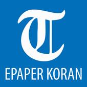 TRIBUNNEWS EPAPER: Koran Elektronik Official icon