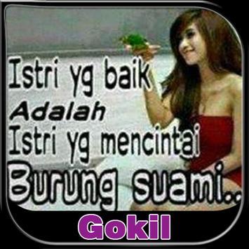 Gambar DP Gokil apk screenshot
