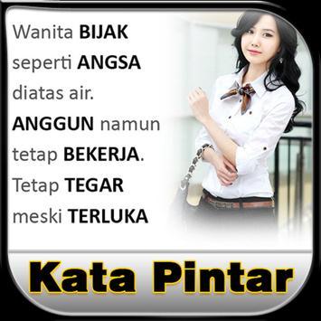 Kata Kata Pintar poster
