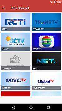 TV Online Indonesia screenshot 2