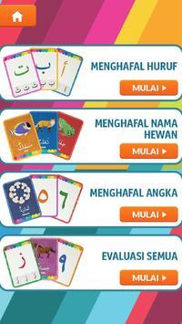 Flashcard Hijaiyah BISA apk screenshot