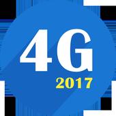 Browser 4G 2017 Cepat & Ringan icon