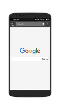 Browser 4G 2017 Cepat & Ringan screenshot 5