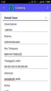 Catalog Tester apk screenshot