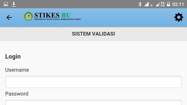 SPMB Sistem Validasi apk screenshot