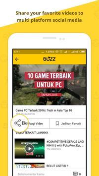 Buzz Video - Fun! apk screenshot