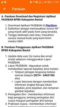PASEBAN BPBD Bantul screenshot 4